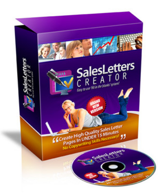 Product picture Best Quality Sales Letter Creator Software