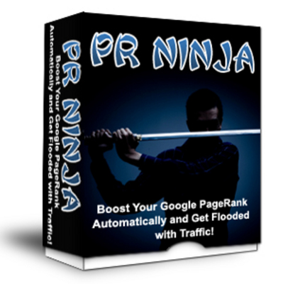 Product picture Increase Page Rank With PR Ninja